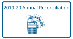 Link to access information specific to the 2019-20 payroll tax annual reconciliation