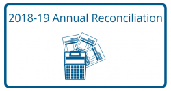Link to access information specific to the 2018-19 payroll tax annual reconciliation
