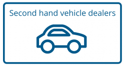 Image links to information for second hand vehicle dealers